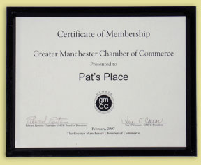 Pat's Place Day Care a member of Greater Manchester Chamber of Commerce